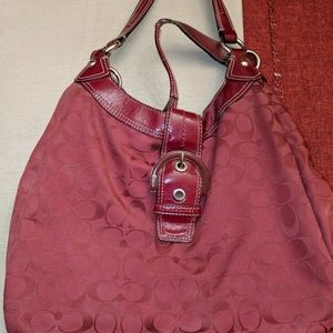 Coach Slouch Purse
